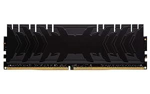 HyperX Predator Black 64GB kit 3600MHz DDR4 CL17 DIMM XMP Desktop PC Memory (HX436C17PB3K4/64) (Tamaño: 64GB Kit (4 x 16GB))