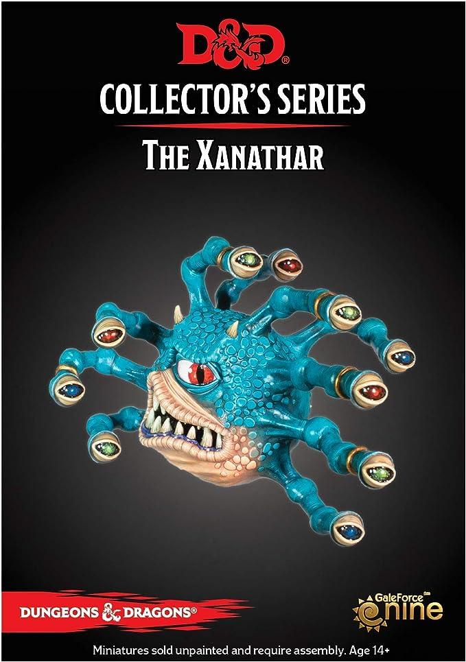 Xanathar #44 Rare Dungeons /& Dragons Prepainted Waterdeep Dragon Heist