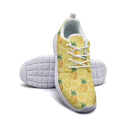 f09eaaae0a28c Amazon.com: Pineapple Ananas Slices Tropical Fruit Women's ...