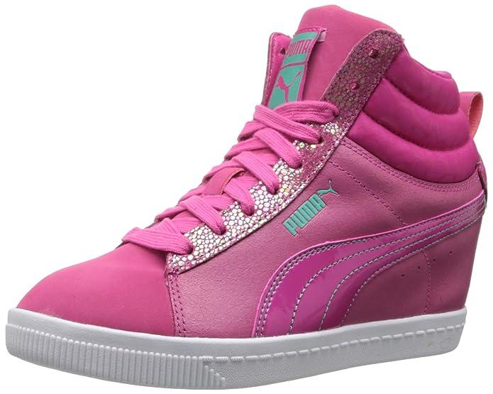PUMA Classic Wedge Lux JR Sneaker (Big Kid)