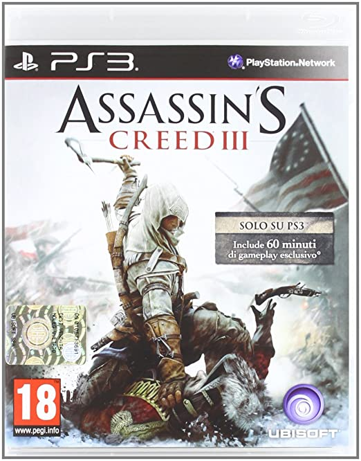 159 opinioni per Assassin's Creed III- Bonus Edition (Day-one Edition)