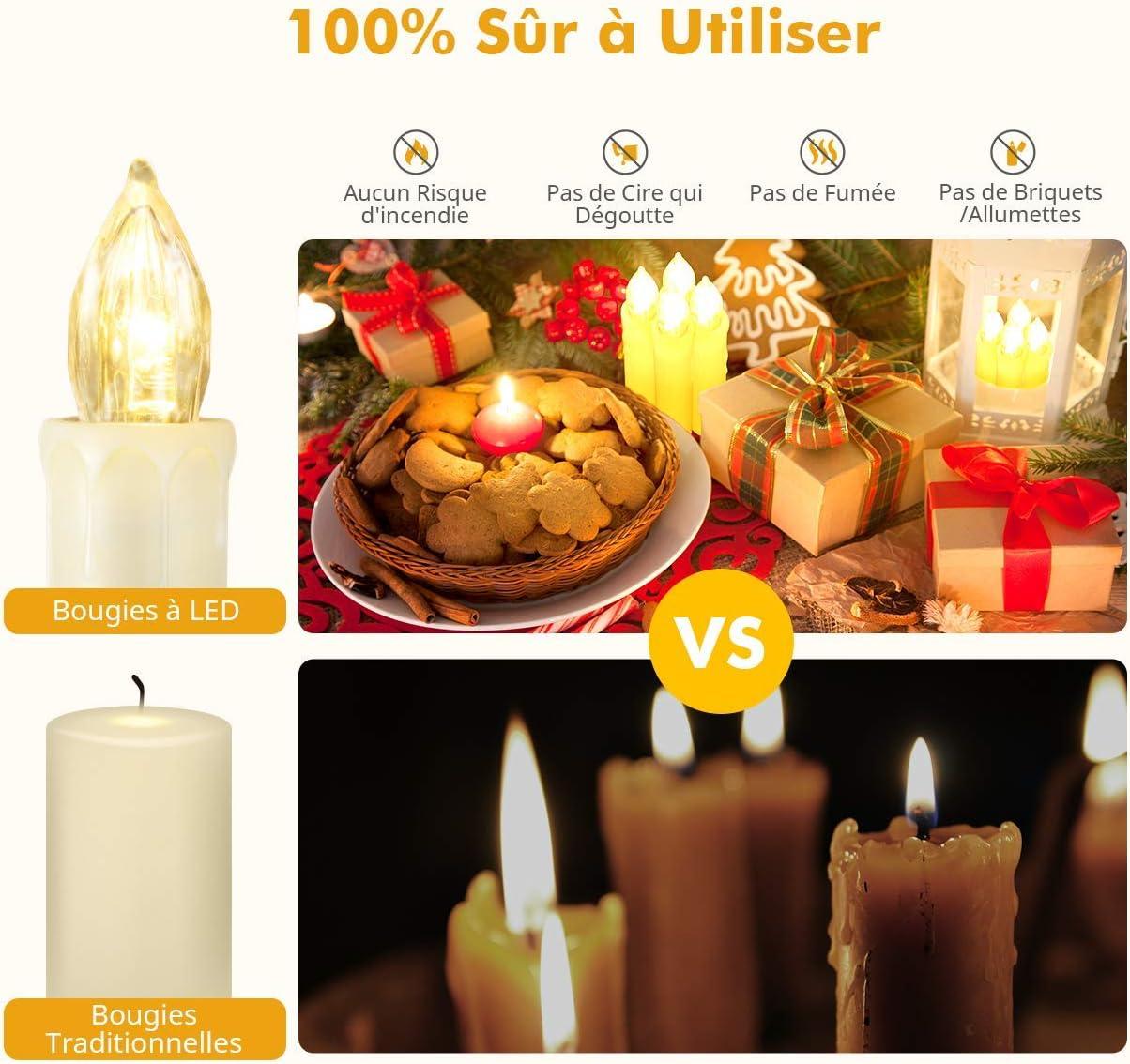 16 nouveauté chandeliers et bougies-gâteau décorations
