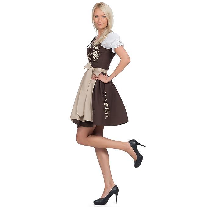 Amazon.com: Gaudi-leathers - Disfraz de tirolesa alemana ...