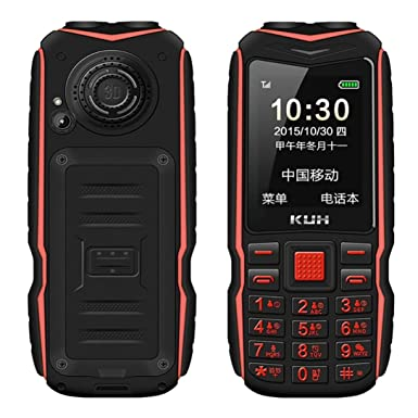 Unlocked Gsm Cell Phone For Old People Kids Big Button 15800mah