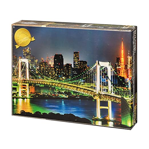 Amazon.com: [bolsa incluida] Tokyo la puente arco iris ...