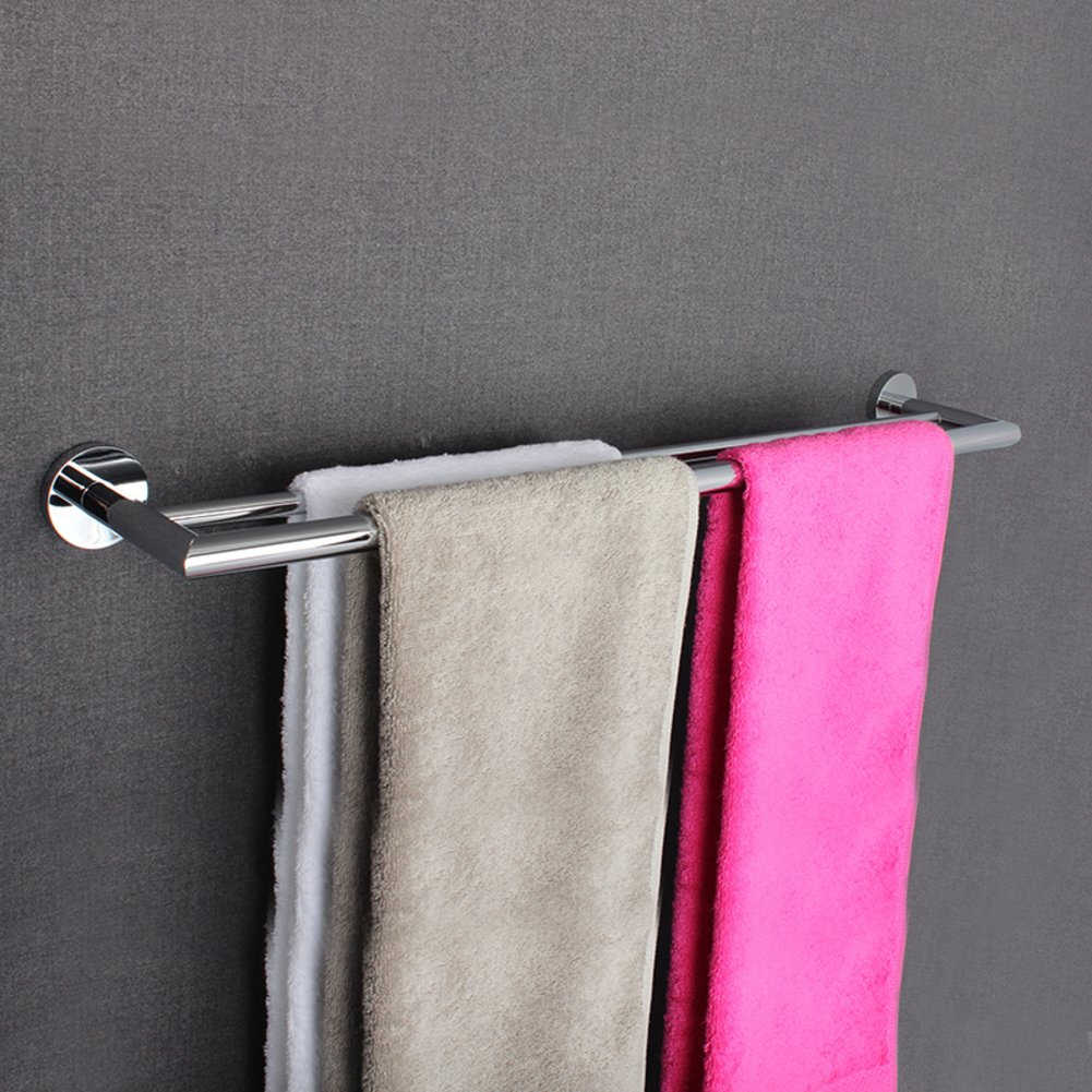 30 Off Brass Double Bar Towel Rack Bathroom Double Towel Bar Towel Shelf Bathroom Towels