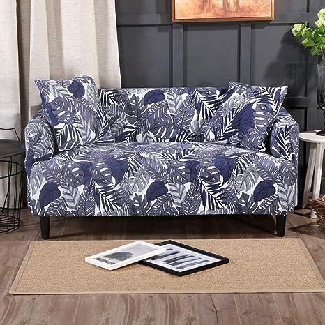 SSLBOO Stretch Sofa Cover Slipcovers Elastic All-Inclusive ...