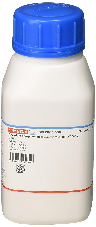 HiMedia GRM3945-500G Potassium Phosphate Dibasic, ACS, 500 g