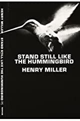 Stand Still Like the Hummingbird (New Directions Paperbook) Kindle Edition