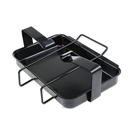 Uniflasy 7515 Grill Catch Pan Holder/Drip Pan/Grease Collection Pan  Replacement Parts for Weber Genesis 1000-5500, Genesis  Silver/Gold/Platinum,