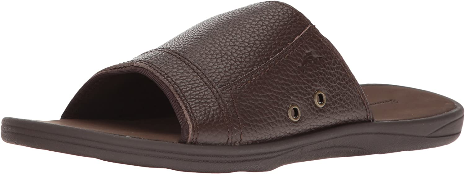 Tommy Bahama Men/'s Seawell Leather Sandals