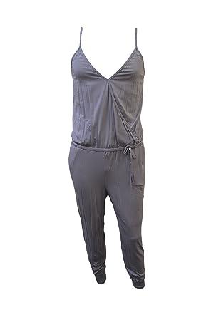 check out 53314 781e1 Calvin Klein - Tuta - donna Lilac S: Amazon.it: Abbigliamento