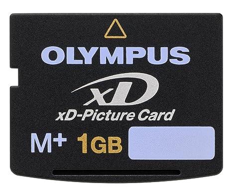 Olympus 1GB High Speed xD-Picture Card Memoria Flash - Tarjeta de Memoria (1 GB, xD, Negro)