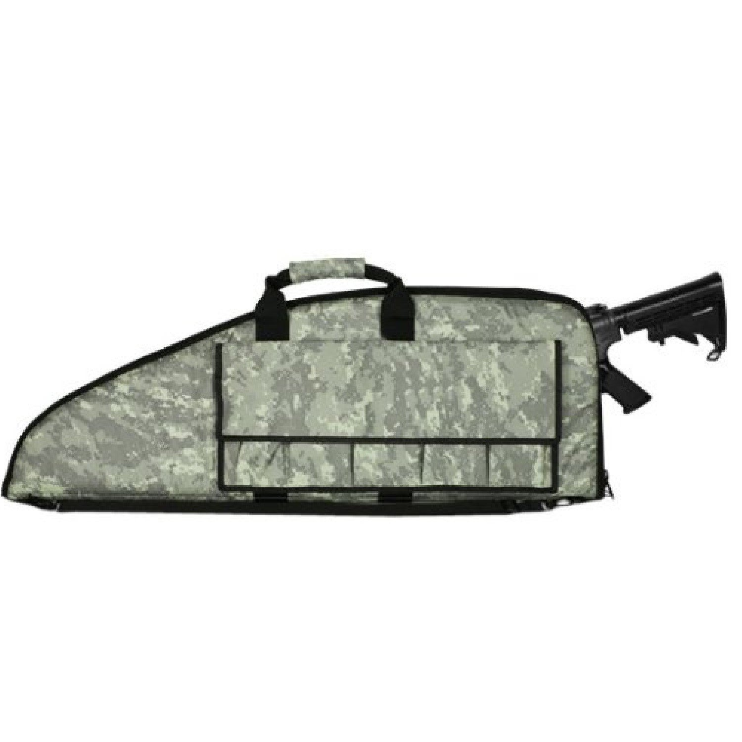 VISM by NcStar Gun Case (CVD2907-40), Digital Camouflage, 40 x 13-Inch by NcSTAR