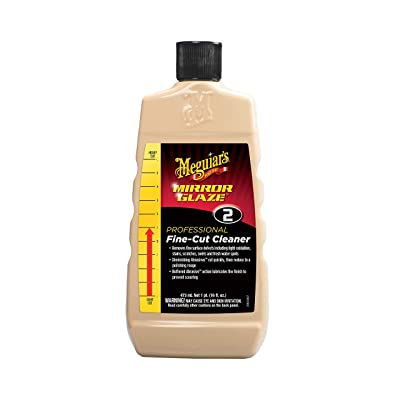 Meguiar's M2 Mirror Glaze Fine-Cut Cleaner - 16 oz.: Automotive
