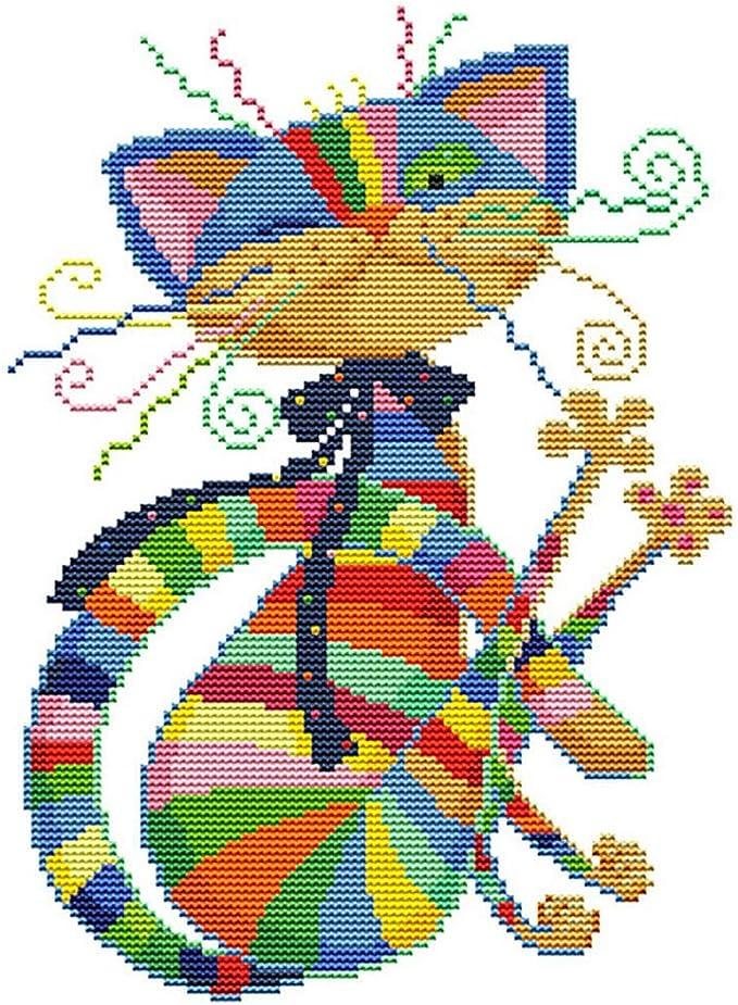 Sator Square Thread Magic Full Cross Stitch Kit