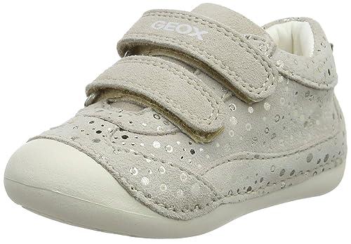 buy popular 5fd87 223b2 Geox Kids Baby Girl's Tutim Girl 29 (Infant/Toddler): Amazon ...