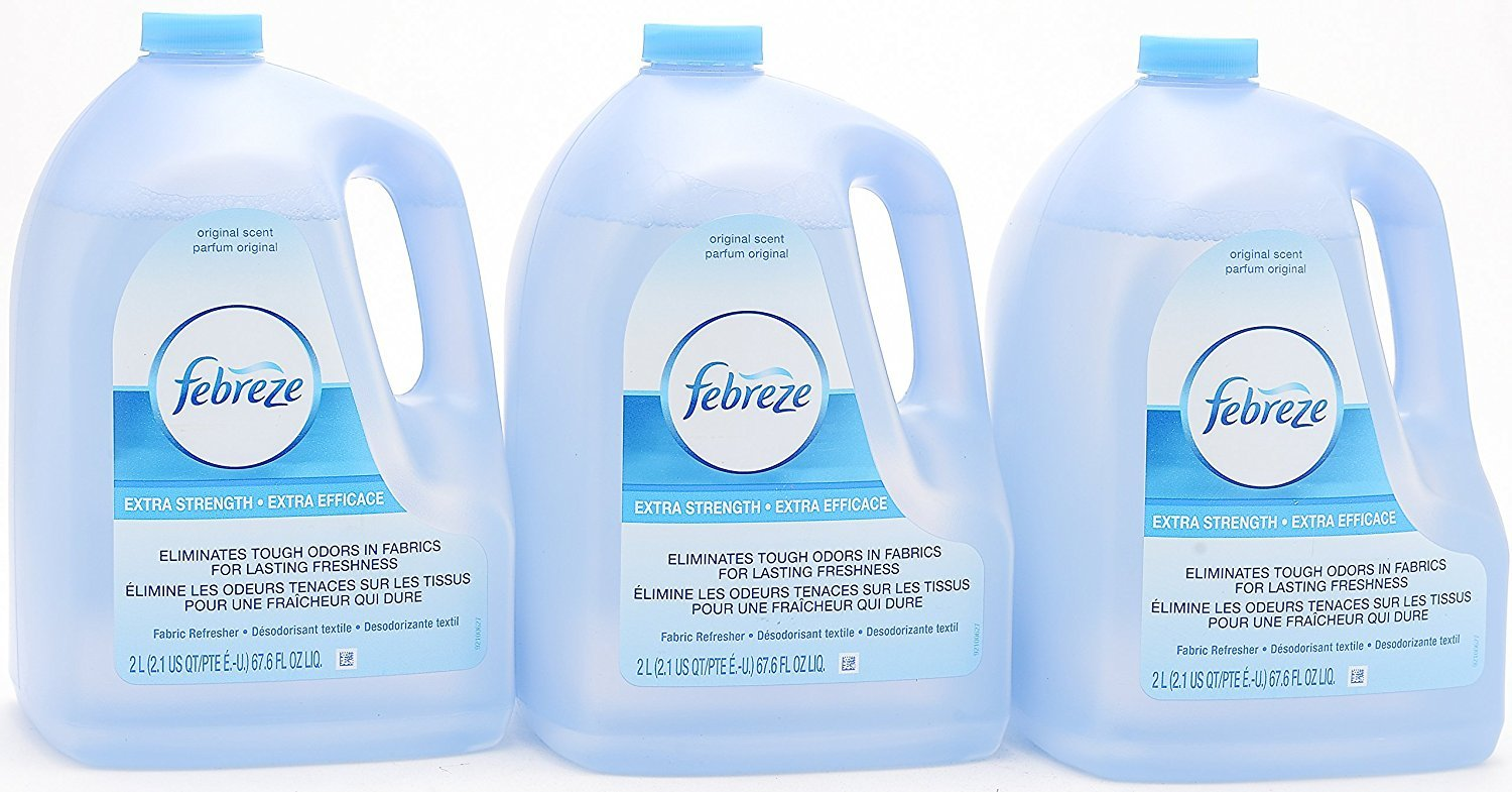 Febreze Extra Strength Original Scent Refill (Pack of 3)