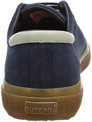 Superga 2386 Suefglm, Baskets Mixte Adulte, Bleu (Blue Deep Navy 066), 42 EU