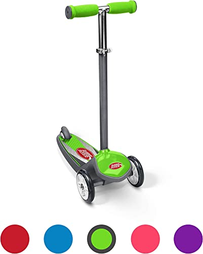 Radio Flyer Color FX EZ Glider Green 3 Wheel Scooter