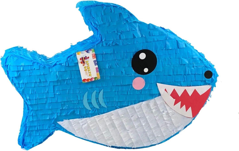 Ahoy Baby Shark Pinata