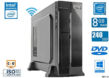 CeO Gamma V2 - Mini PC Intel J3455 2.30 GHz 2MB Cache | 8GB ...
