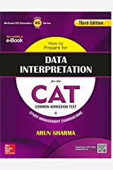 How to Prepare for Data Interpretation  for the CAT (Old edition) Paperback