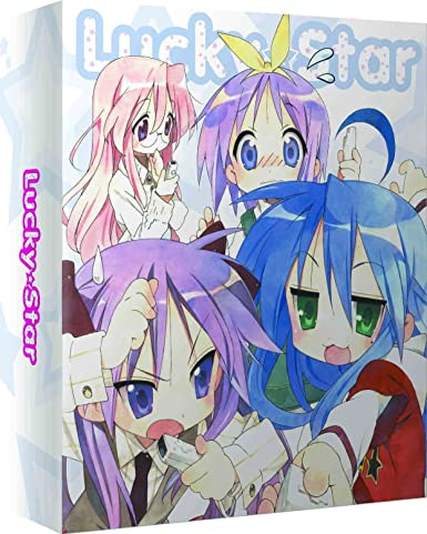 lucky-star---collectors-edition-[blu-ray]-[uk-import] by amazon