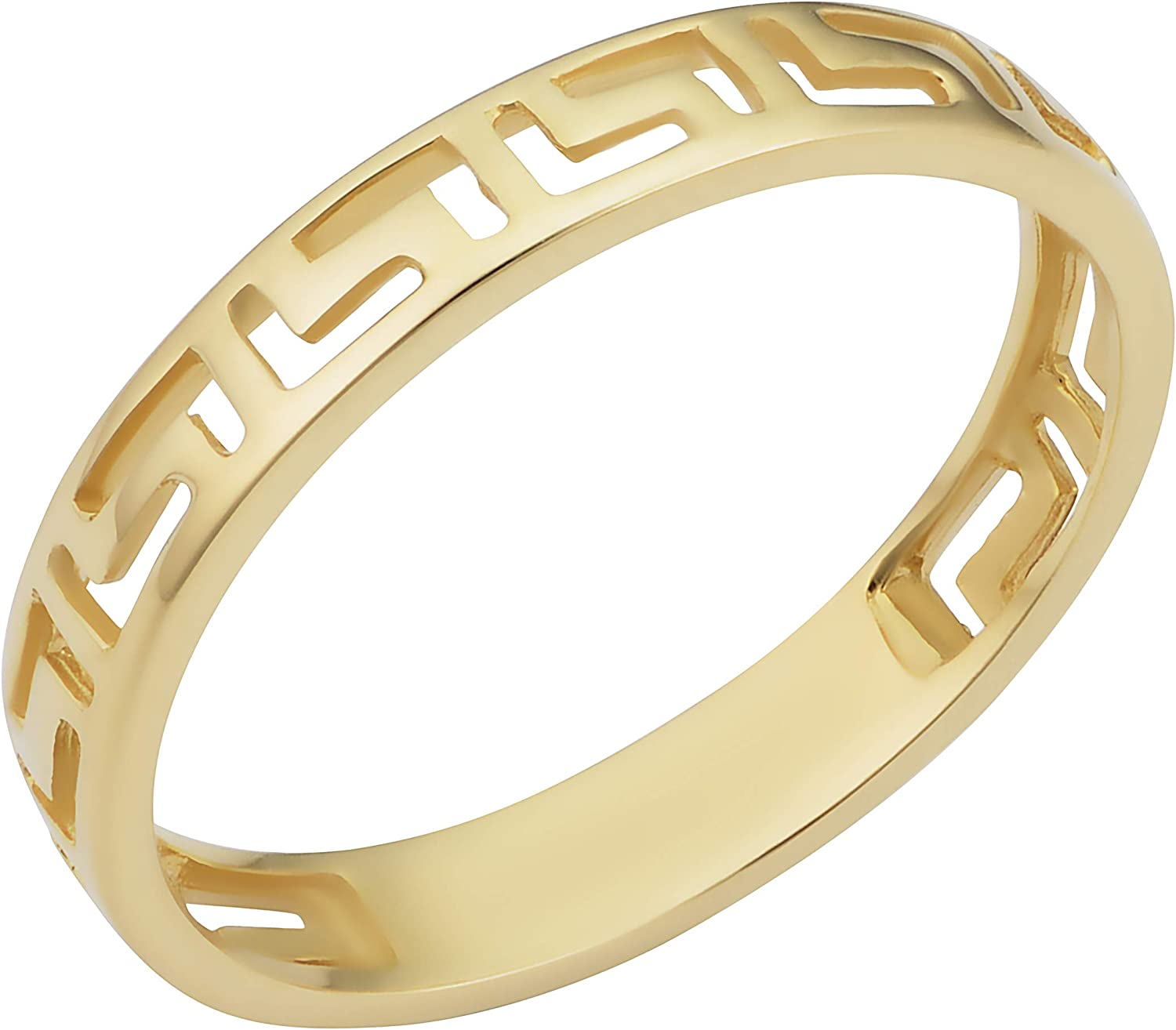 Best Price Gold Ring.K18 Gold.Greek Art.Tradithional ring.Yellow gold,Multicolor Daisy rings.Byzantine Style.Greek Ancient rings.Gold K18