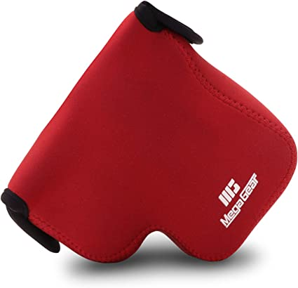 Megagear Mg1691 Kameratasche Für Panasonic Lumix Kamera