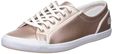 7fa1ac185 Lacoste Women s Lancelle 6 Eye 117 2 Caw Low  Amazon.co.uk  Shoes   Bags