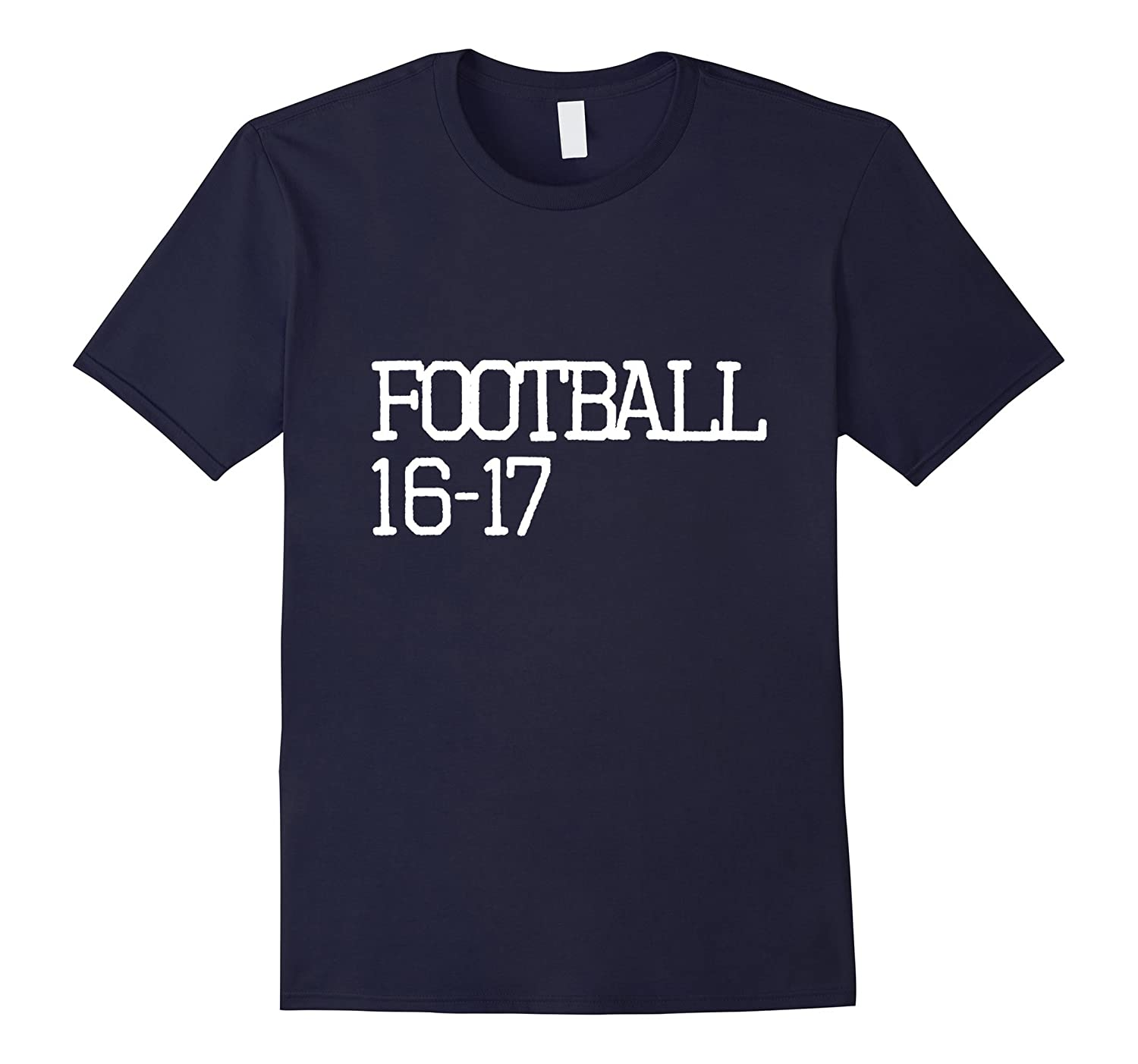 Football - Simple White Design 16 - 17-BN