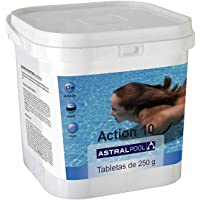 Cloro multiacción Astralpool Accion 10. Bote 5Kg