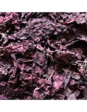 Organic Dulse, Whole Leaf, Bay of Fundy, New Brunswick, non-GMO, Wild Harvest (4 ounces, 113 grams)