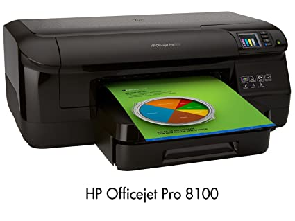 HP Officejet PRO 8100 - Impresora Tinta Color: Amazon.es ...