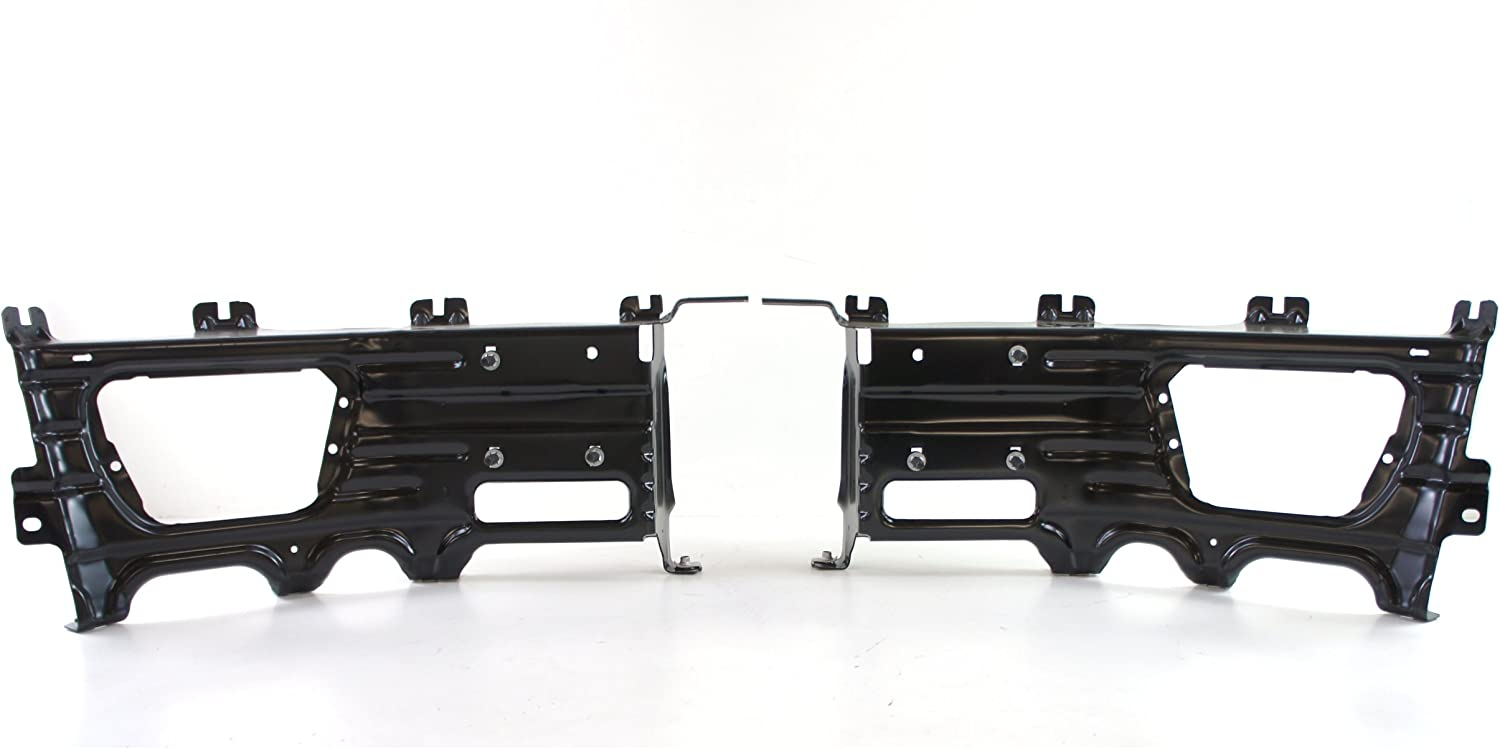 Partslink Number TO1065104 Unknown OE Replacement Toyota Tacoma Front Bumper Bracket