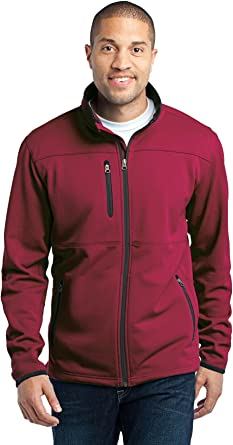 Port Authority Mens Tall Pique Fleece Jacket