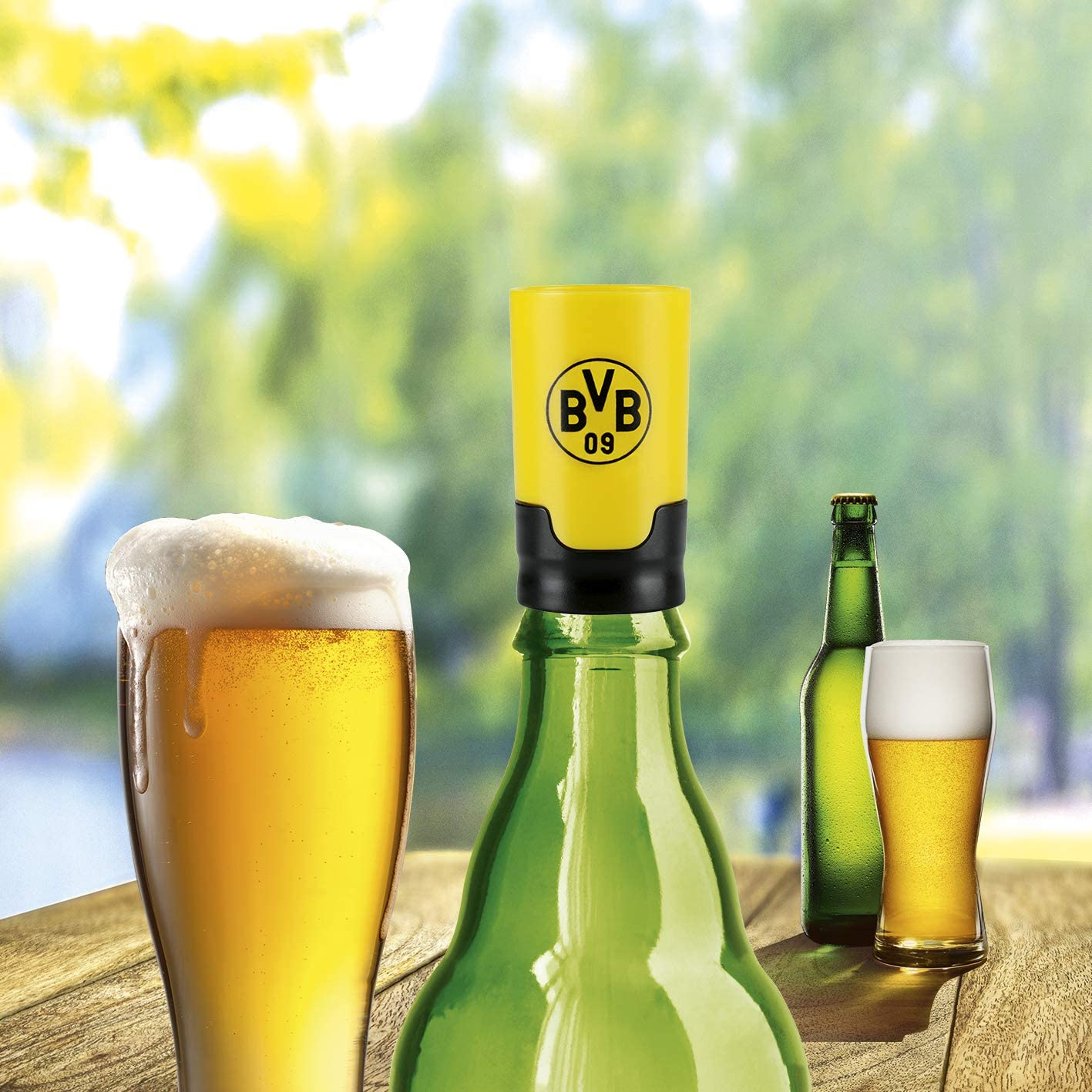 Bars Usw. Geschäftstreffen youngfate Beer Foamer Flaschenaufsatz ...
