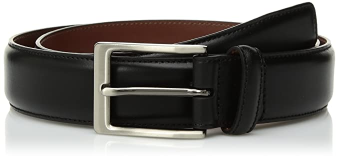 Perry Ellis Mens Portfolio Mens Amigo Dress Belt At Amazon Mens