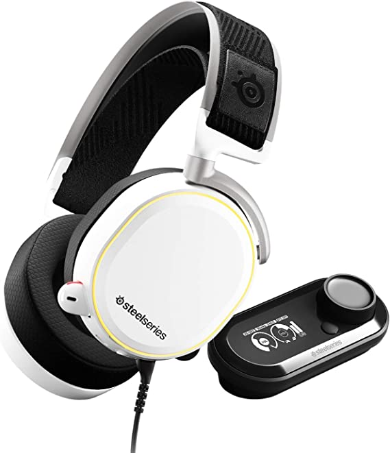 Steelseries Arctis Pro Gamedac - Auriculares De Juego: Amazon.es ...