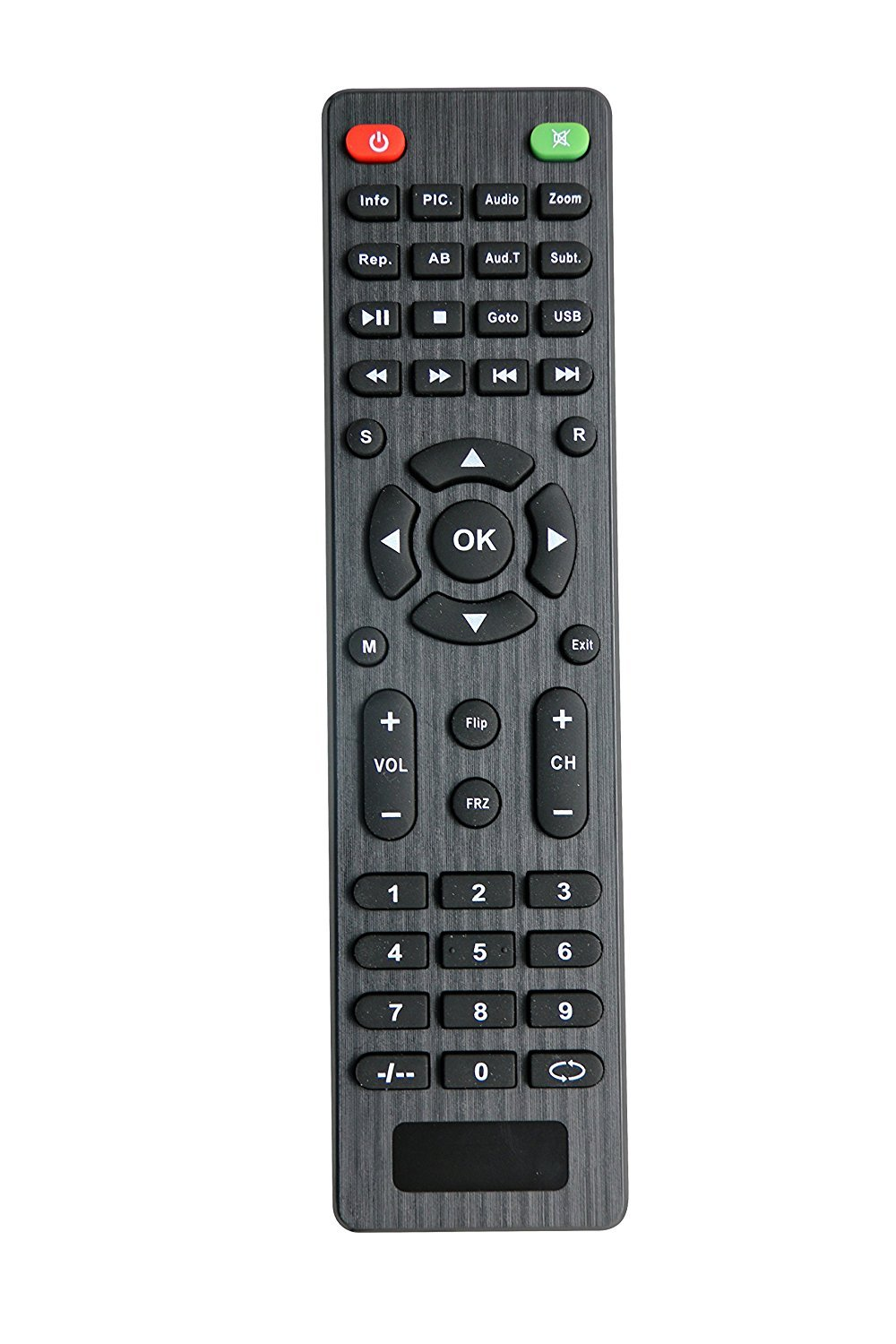 CAIWEI Remote Control for Home Theater Projector (For Standard Model Not for Android)