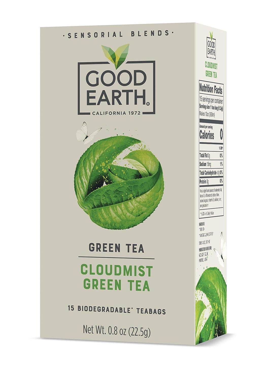 Good Earth Sensorial Cloudmist Green Tea For Diabetes