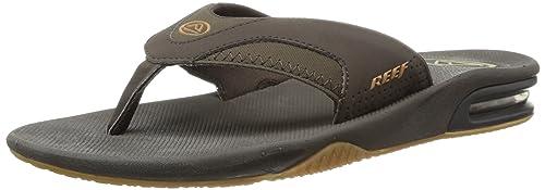 9f70fdf9ba30 Reef Men s Fanning Athletic Sandals