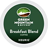 Green Mountain Coffee Breakfast Blend Single-Serve Keurig K-Cup Pods, Light Roast Coffee, 12 Count (pack of 6)