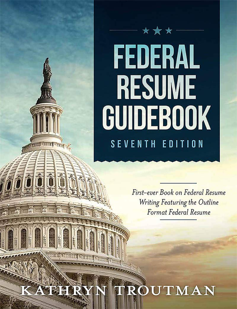 The electronic federal resume guidebook resume creator cd reviews