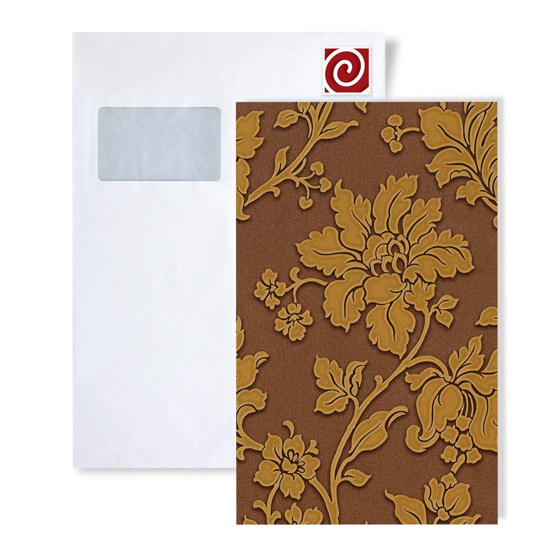 Amazon Com Wallpaper Sample Edem 979 Series Luxury Floral Non