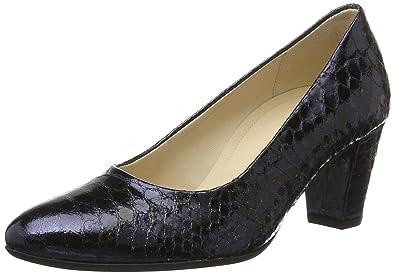 Gabor Shoes Damen Basic Pumps, Schwarz (Schwarz), 40 EU