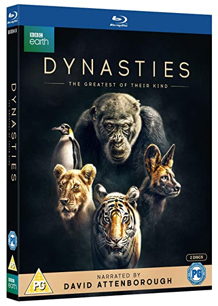 Dynasties Bbc Imported Region Free Blu Ray Amazon In Sir David Attenborough Sir David Attenborough Movies Tv Shows