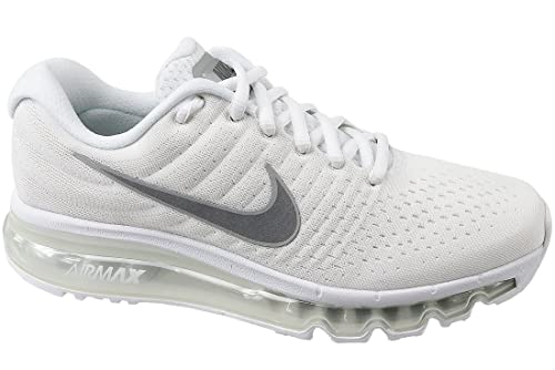 c979fff2cf Nike Unisex Kids' Air Max 2017 GS 851622-100 Trainers, Mehrfarbig (White  001), 5.5UK Child: Amazon.co.uk: Shoes & Bags