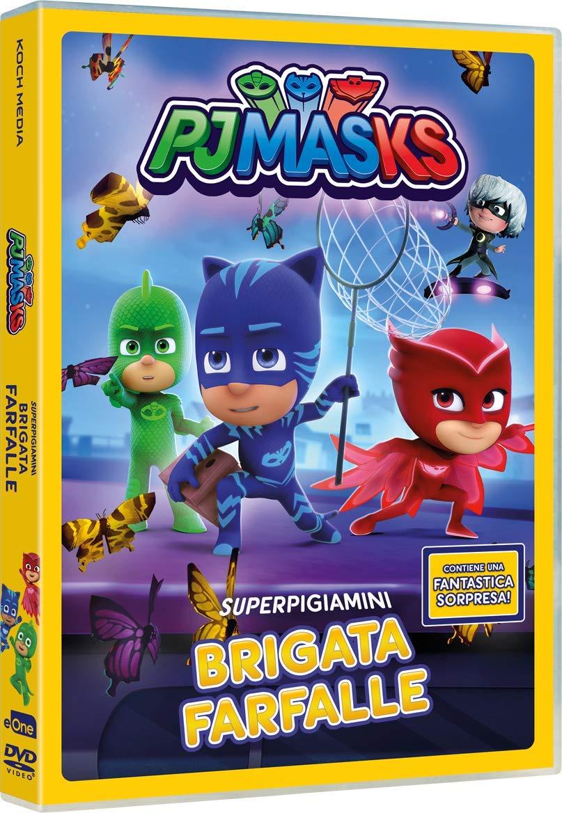 Pj Masks - Brigata Farfalle [Italia] [DVD]